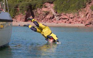 'What I learned falling overboard' – Jonty Pearce