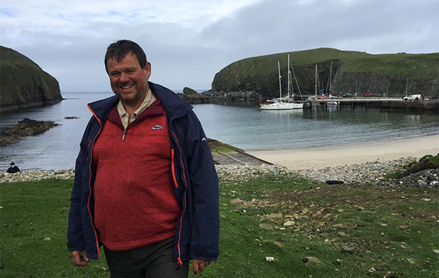 Jonty Pearce - Fair Isle and Orkney - Yachting Monthly