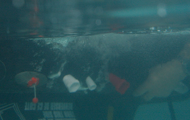 Can you repair a liferaft at sea? - power-boating