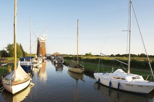 Work is underway to stamp out anti social behaviour in The Broads