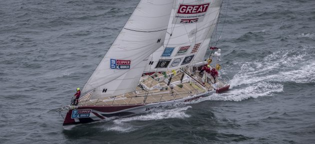 Clipper yacht, GREAT Britain. Credit:  onEdition