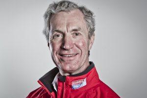 Clipper Race crew Simon Speirs
