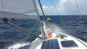 From offshore sunset cruising to ocean survival in the Atlantic - power-boating