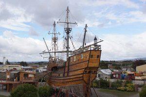 Jonty Pearce: Little ships in big oceans - power-boating