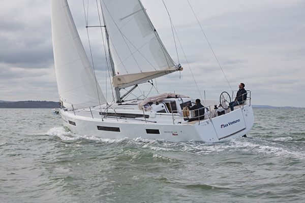 Jeanneau Sun Odyssey 440  © Graham Snook Photography Moral Rights Asserted