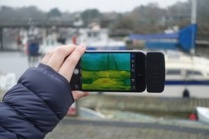 Tried & Tested: Flir One - power-boating