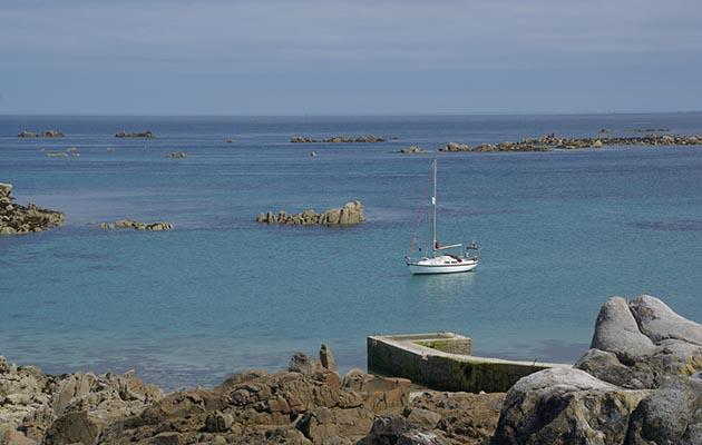 Baie de Figari, Corsica
