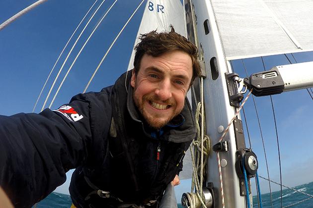 Golden GLobe Race skippers - Gregor McGuckin