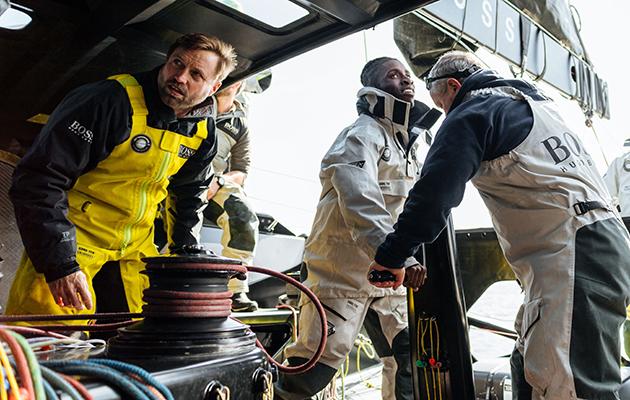 Montel Fagan-Jordan: Preparing for the Route Du Rhum