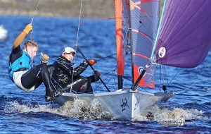 Children dinghy sailing. Could pay on demand sailing be the future?