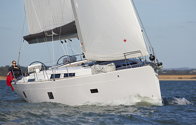 Hanse 458 - Yachting Monthly