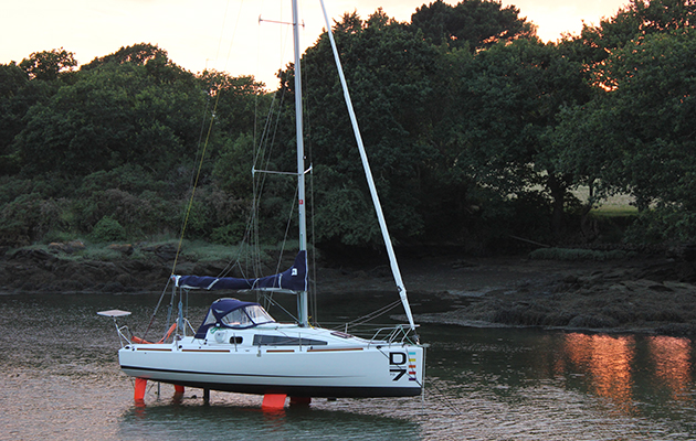 Why twin keels are making a comeback - Yachting Monthly