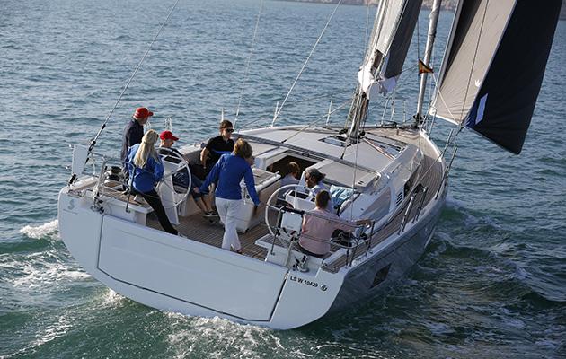 Beneteau 46 1 Yachting Monthly