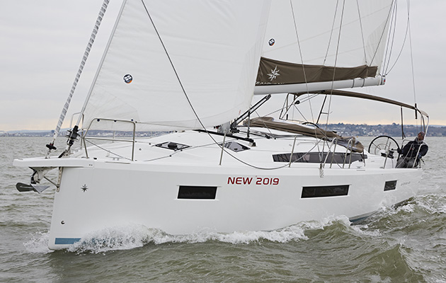 Jeanneau Sun Odyssey 410 - Yachting Monthly