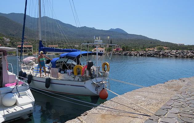 Áy Yeoryios, Greece