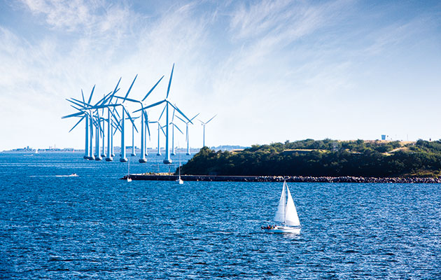 Windfarms are only set to expand as the drive for green energy becomes more pressing. Cruisers need to know the ins and outs of navigating around these mammoth installations