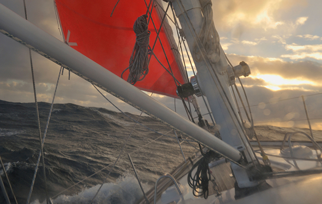 'I flew across the boat and landed headfirst' - Yachting Monthly