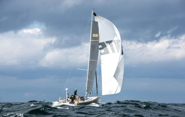The Bente 39 was the follow up to the yard's 2015 debut model, the Bente 24. Credit: Richard Langdon