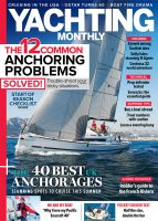 Yachting Monthly cover