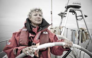 Wendy Tuck helming