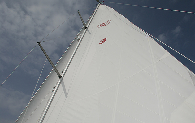 Switching back from in-mast furling may well mean a new mast. Credit: Graham Snook/Yachting Monthly