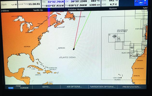 AIS and radar