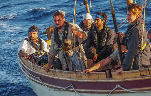 Mutiny - Channel 4