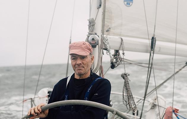 Lehtinen was Commodore of Helsingfors Segelsällskap Yacht Club and focused on nurturing young sailing talent during his tenure. Credit: Niklas Sandström