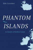Couverture du livre Phantom Islands