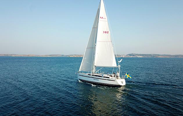Le `` mini superyacht '': découvrez le Najad 395 AC