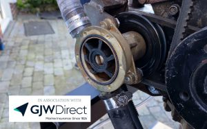 How to: change a marine diesel water impeller