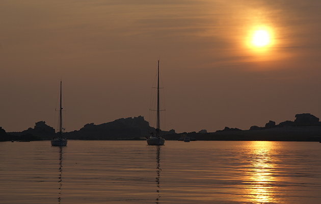 Anchorage at Brittany