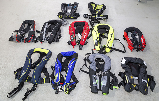 best Lifejackets tested
