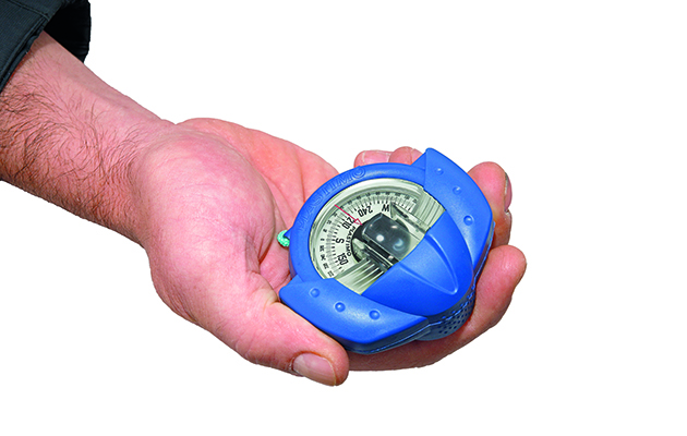Compas de relèvement manuel Plastimo Iris 50