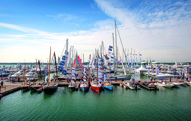 Boats 2020 was due to run from 11-20 September. Credit: onEdition