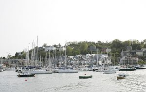 If you ripped a mainsail, would you return to your start port of Kinsale
