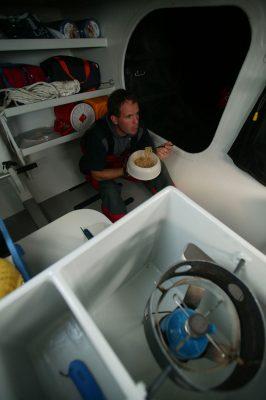 Conrad Humphreys_Vendee Globe_Eating