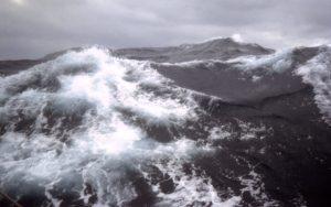 Fiercest tide races