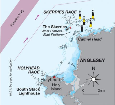 ANGLESEY CHART