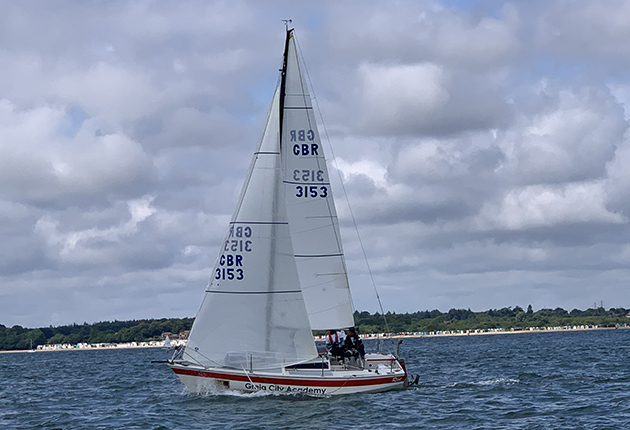 Young people impacted by COVID-19 offered sailing