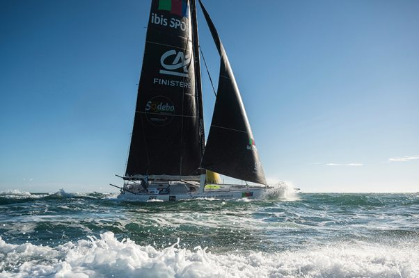 The 2020 Vendee Globe yacht, Yes we Cam