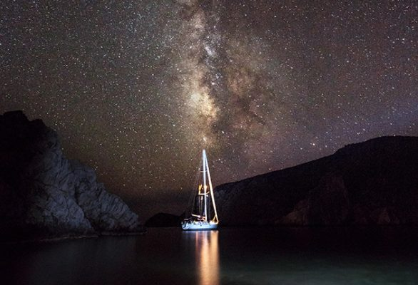 Celestial navigation is easier than you think. Credit: Alamy