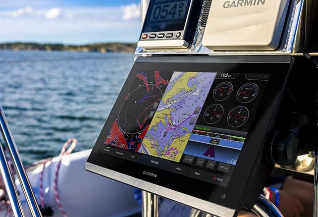 Écran multifonction Garmin GPSMAP X3