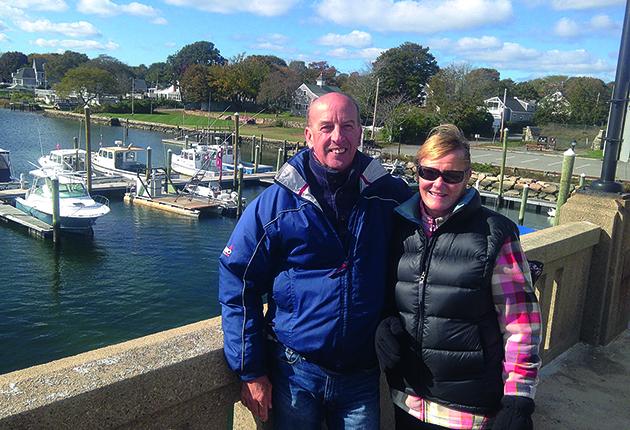 Stuart and Anne Letton