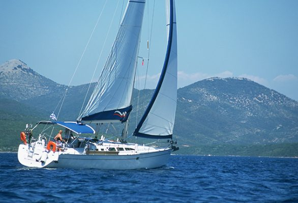 UK sailors cruising EU countries like Greece can only remain for 90 days in 180 days