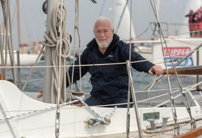 Sir Robin Knox-Johnston is backing the CA's campaign for 180 day visa for UK sailors as part of UK Brexit deal