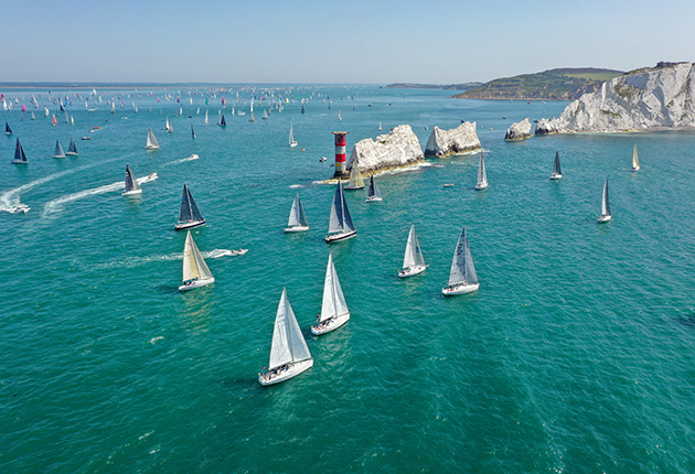 Round the Island Race 2021 Entries have now opened