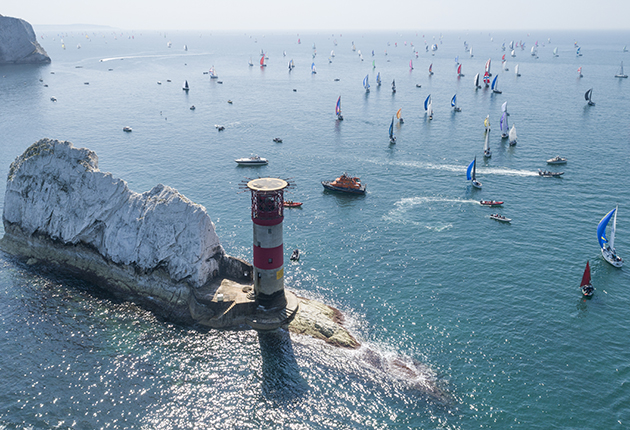 Round the Island Race 2021 entries are now open