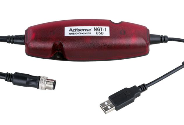 Actisense NGT-1 NMEA-2000 USB gateway