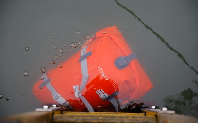 best-dry-bags-group-test-how-we-tested-underwater